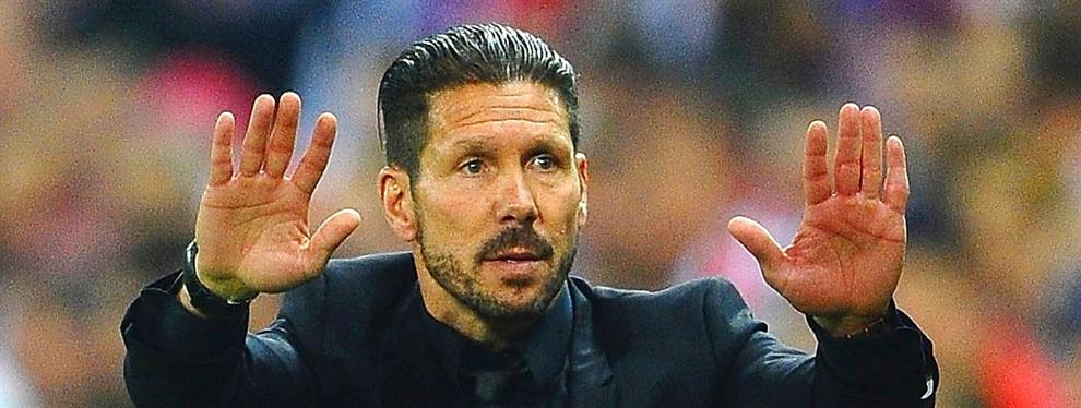 """Cholo Simeone: """"Quizás en el Atlético de Madrid haya ahora algo de ansiedad por marcar"""""""