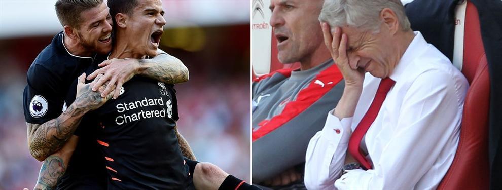 ¡La vida sigue igual! Wenger decepciona en su debut... y acude al mercado