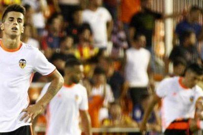 Las cinco bajas forzosas tras la primera debacle del Valencia en la Liga