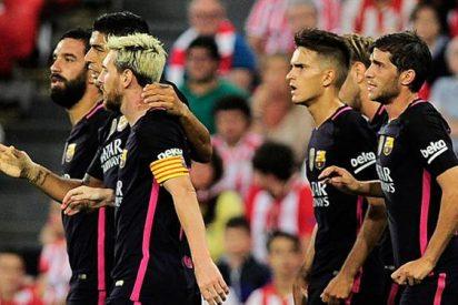 Las cinco claves de la victoria del Barça en San Mamés