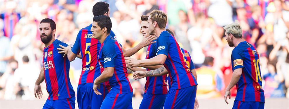 Las cinco claves del estreno liguero del Barça ante el Betis