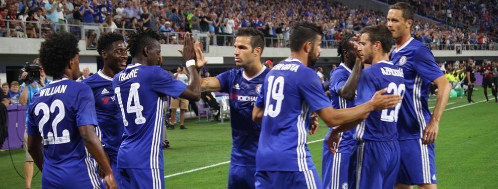 Las dos estrellas que el Chelsea ha puesto en el mercado
