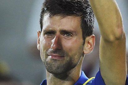 Djokovic no levanta cabeza en Río y se la pega también en dobles