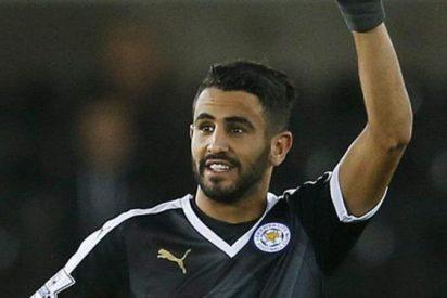 Las palabras de Ranieri que harán que Mahrez quiera quedarse en el Leicester