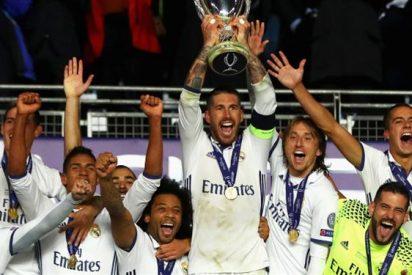 Las sensaciones que ha dejado el Real Madrid en el vestuario del Barça