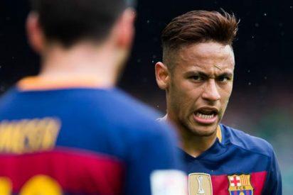 ¡Lío en el Barça! La llegada del cuarto delantero enfrenta a Messi con Neymar