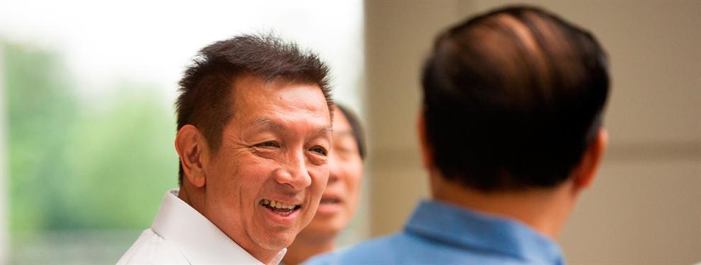 ¡Lío! La charla secreta de Peter Lim con el Barça que enfurece al valencianismo