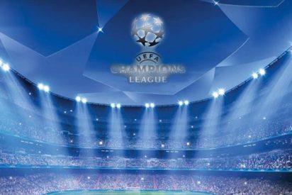 Listos los bombos para la UEFA Champions League