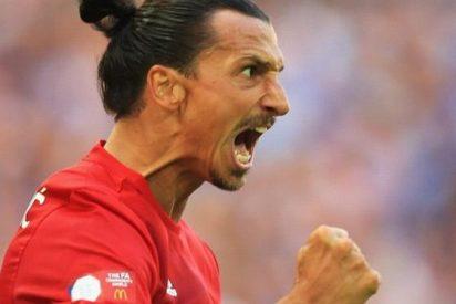 """Los comentarios internos en el United: """"Ojo si Zlatan no es el número uno"""""""
