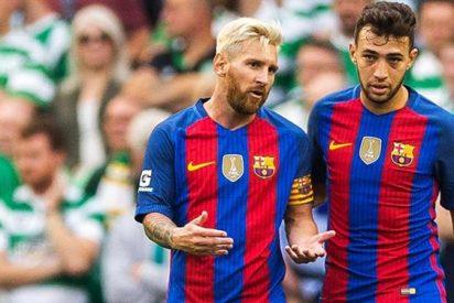 Los cuatro jugadores que dejarán el Barça antes del 15 de agosto