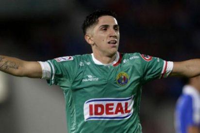 Los italianos descubren un interesante centrocampista jugando en México