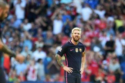 Los más señalados en la derrota del Barça ante el Liverpool