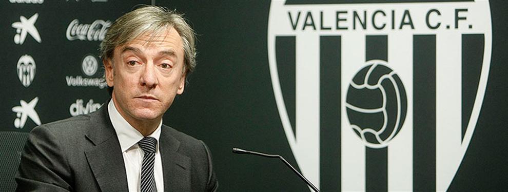 Los tres fichajes 'fallidos' en la búsqueda de centrales en el Valencia