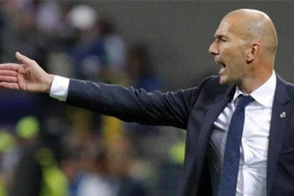 Los tres señalados de Zinedine Zidane en el Real Madrid
