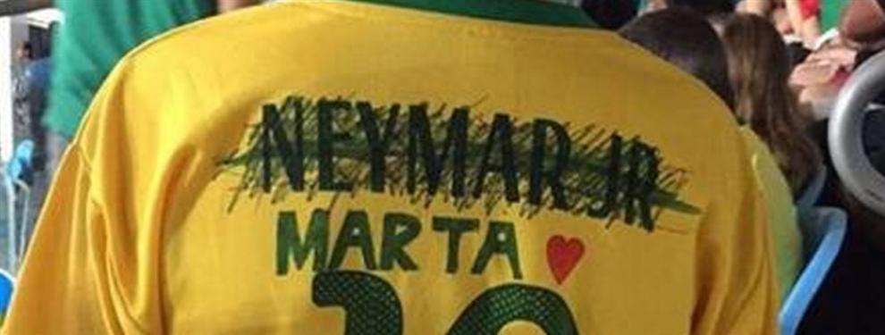 Luis Enrique pasa de Brasil, Neymar y los Juegos Olímpicos