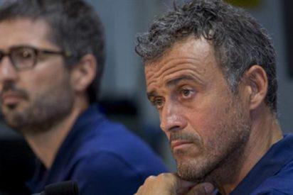 Luis Enrique se puede meter en un problema (gordo) con la portería del Barça