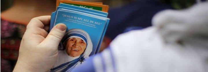 Madre Teresa, portadora del amor tierno y misericordioso de Dios
