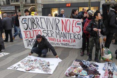 Los manteros y el cambio municipal madrileño