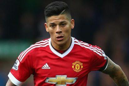Marcos Rojo está a un paso de dejar Manchester United para ser un Che