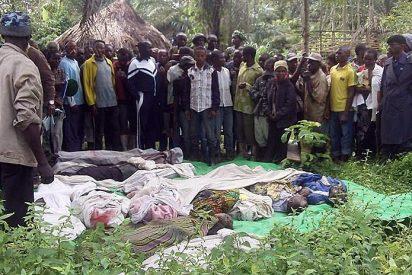 Al menos 64 muertos en una masacre en la República Democrática del Congo