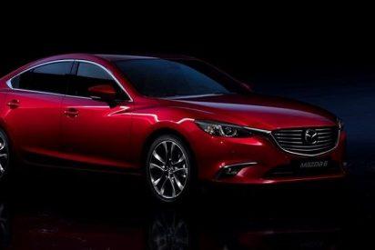El Mazda 6 2017 saldrá a la venta en otoño