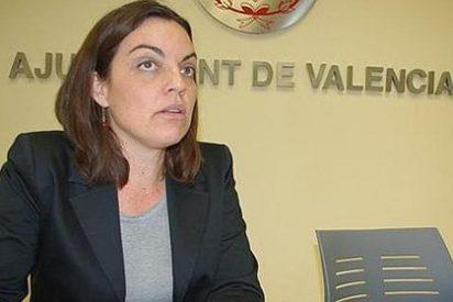 """Con todos ustedes, la nueva concejal de Policía de Valencia: """"¡Saquen los rosarios de mis ovarios!"""""""