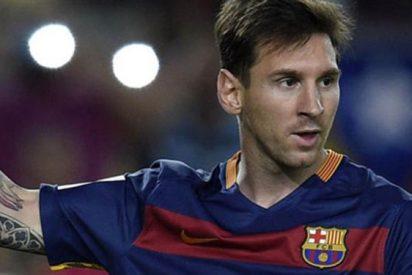 Messi encuentra un hueco en su piel para dedicarle un tatuaje a Antonella