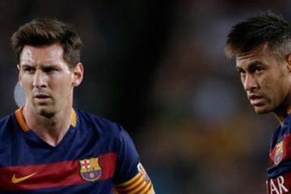 Messi le gana a Neymar la batalla por el contrato del cuarto delantero culé