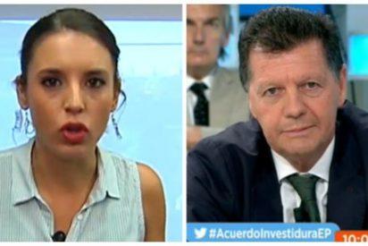 (VÍDEO) Irene Montero (Podemos), cazada mintiendo en directo en Espejo Público