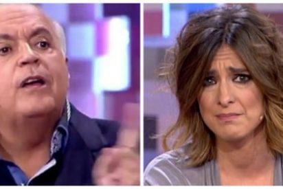José Luis Moreno, a grito pelado con Sandra Barneda:
