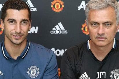 Mourinho desvela por qué no cuenta (de momento) con Mkhitaryan