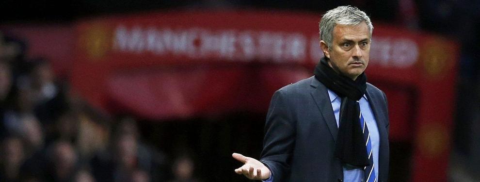 Mourinho se lleva una pieza clave del Atlético de Madrid