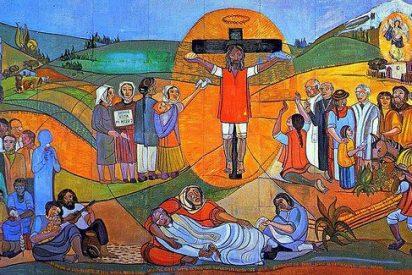 El mural de Riobamba continuará en la catedral