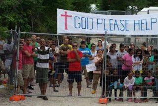 Violencia sexual e intentos de suicidio: el infierno del centro australiano de inmigrantes de Nauru