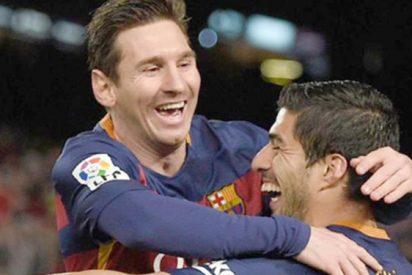Ni Messi ni Luis Suárez figuran entre los mejores jugadores de Europa