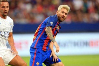 Oído en el banquillo de Estocolmo a Luis Enrique sobre Leo Messi
