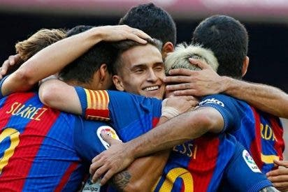 Oído en el vestuario del Barça: ?No nos van a dejar ganar la Liga?