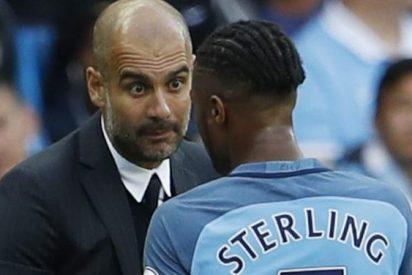 ¡Ojo a lo que Pep Guardiola le ha dicho a Raheem Sterling!