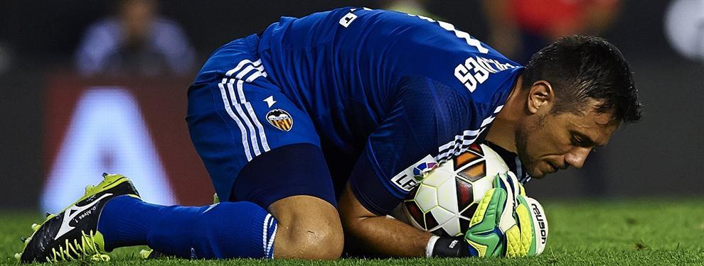 ¡Ojo Barça! Un club está forzando la máquina por Diego Alves