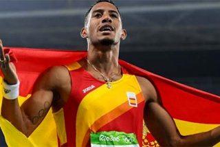 """Willy Toledo llama """"gusano"""" al medallista español Orlando Ortega, el atleta de origen cubano"""
