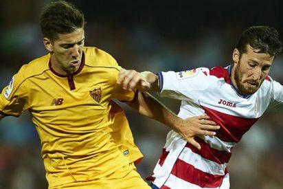 Otro palo más para el Barça: ahora es Vietto el que 'señala' a la MSN