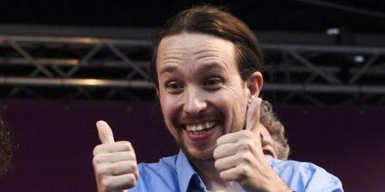El penoso vídeo de Pablo Iglesias entre copas comparando su pene con el de Albert Rivera