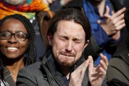 Sin rastro de Podemos: de la euforia a la depresión de Pablo Iglesias