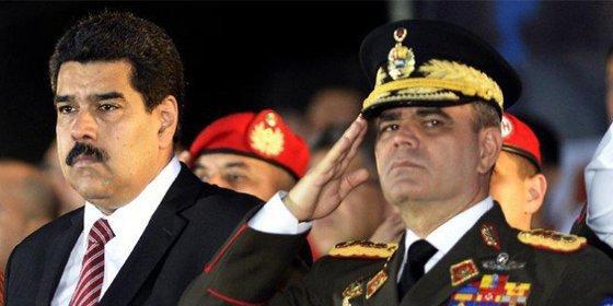 El Ministerio de Defensa de Venezuela alerta a Maduro del riesgo de una rebelión de oficiales jóvenes