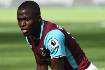 Palos para Enner Valencia en una histórica derrota del West Ham en Europa