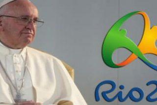 """El Papa llama a los atletas de Río que sean """"mensajeros de fraternidad"""""""