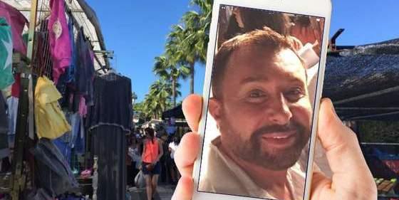 José Manuel Parada la pifia y de verdad por ir de chulito con su 'iPhone'