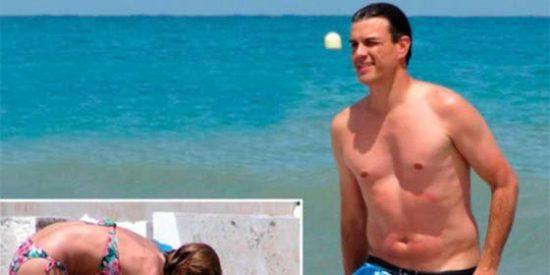 """Ignacio Camacho: """"Muchos ciudadanos solo ven en las bronceadas fotos de Sánchez una frivolidad propia de un liderazgo irresponsable"""""""
