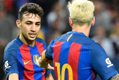 Pesos pesados del Barça hacen fuerza para que siga Munir