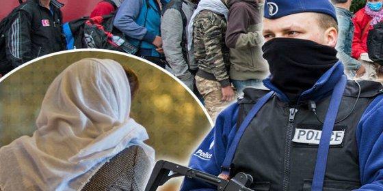 El cura belga acaba bañado en sangre ¡por dejar ducharse a un pobre refugiado en casa!